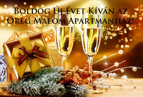 Szilveszter Öreg Malom Apartman Szöveg