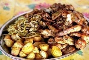 Tárcsás ételek fesztiválja Bogács-Öreg Malom Apartman